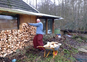 Holz machen III